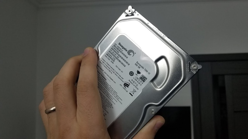 ВСЕ МОИ HDD и SSD! WD, SEAGATE, BARRACUDA, MAXTOR, KINGSPEC