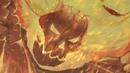 Огненный солнцеворот с Рагнаросом (субтитры)