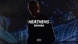 Eminem feat. Twenty One Pilots - Heathens Remix HUD$ON