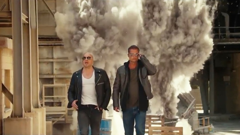 Тиль Швайгер и Дмитрий Нагиев - реклама МТС и Apple Music