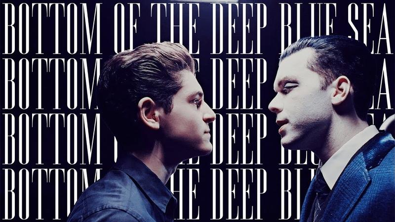 Jeremiah & Bruce ♚ bottom of the deep blue sea