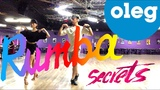 !!! RUMBA !!! Secrets to Dance Ballroom like a Professional - Technique by Oleg Astakhov