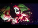 Gene Simmons Kiss breaks microphone stand during live show 2019