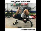 Weighted pullovers