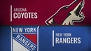Arizona Coyotes vs New York Rangers Dec 14 2018 NHL Game Highlights Обзор матча