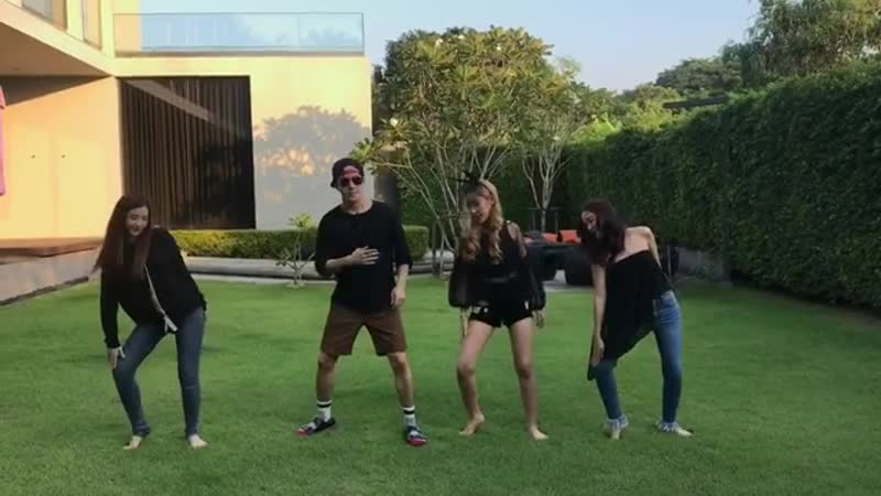 [Твит] Женщины, я не танцую