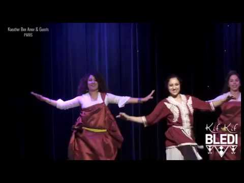 Troupe Kif-Kif Bledi : danse reggada/aalaoui, fazzani tunisien et chaabi