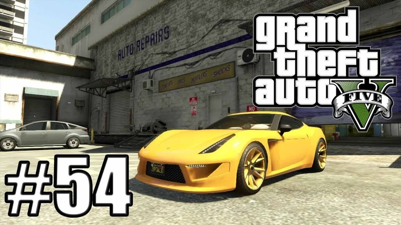 Прохождение Grand Theft Auto V GTA 5 Часть 54: Нахожу 4 беглеца доставляю Моду\Сойти с катушек