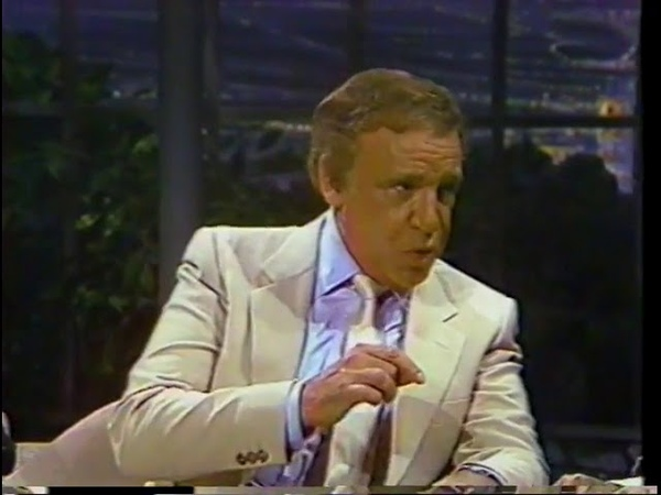 Tonight Show 5/23/83 Buddy Rich - First Appearance After Heart Bypass
