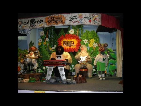 Billy Bobs Wonderland (Rock-afire Explosion)