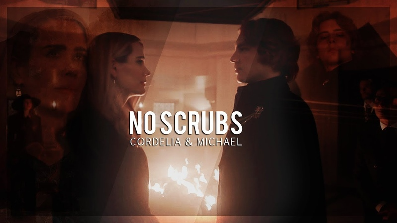 ❖ No Scrubs — Cordelia Goode Michael Langdon— AHS. Apocalypse