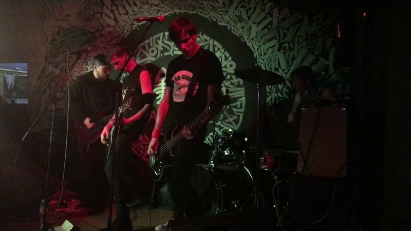 Chaneys - Farewell (Live @ Fish Fabrique, SPb, 20/10/18)