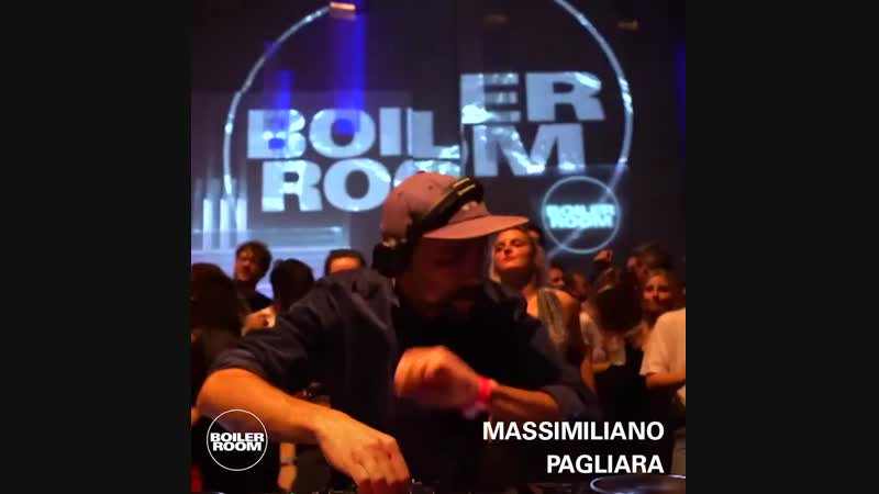 Boiler Room x Is Burning ADE | Massimiliano Pagliara