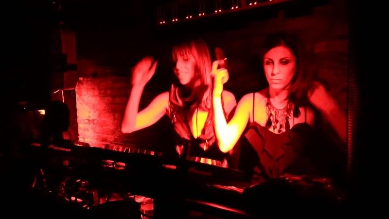 Chicks with DeXx - Dani Lehman Beki Powell 9-20-13 - Underground NYC