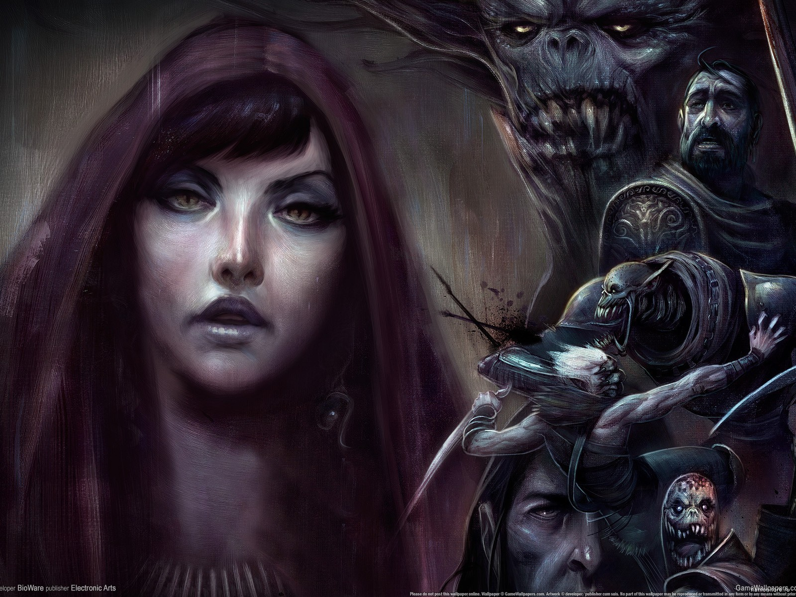 Qwinn's Ultimate DAO Fixpack / Фанатский патч для Dragon Age: Origins
