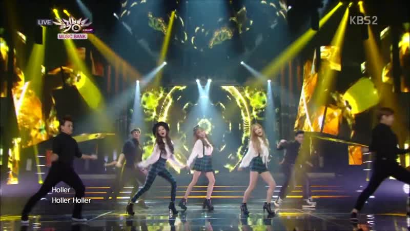 TaeTiSeo (TTS, SNSD) - Holler (Stage mix)