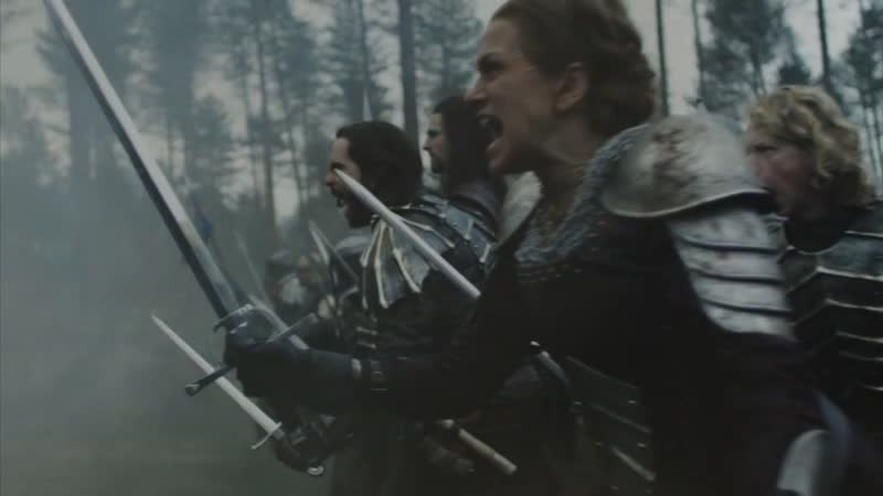 Демоны да Винчи Сражение с турками в лесу