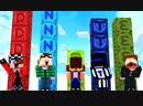 Demaster У КОГО ДЛИННЕЕ СТОЛБ АИД ХЭЛД ТЕООРСЕР ЕВГЕХА ДЕМАСТЕР БИТВА ЮТУБЕРОВ Minecraft