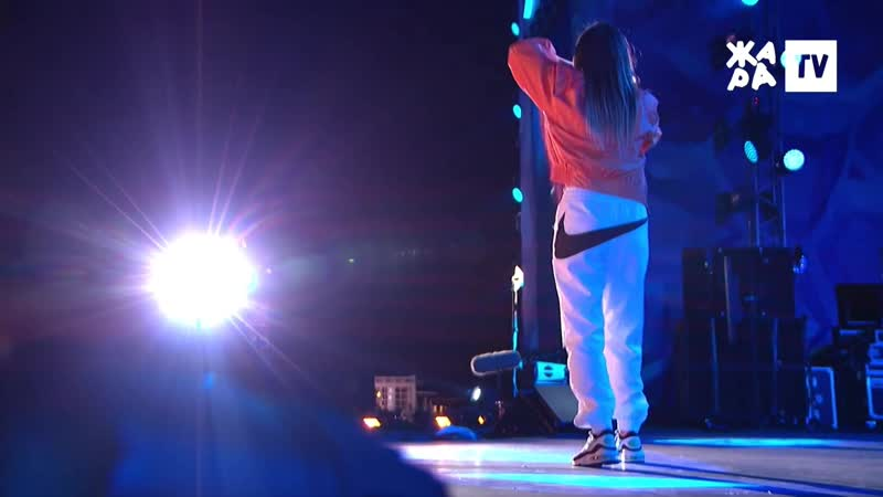 Elvira T/ Фестиваль ЖАРА в Баку