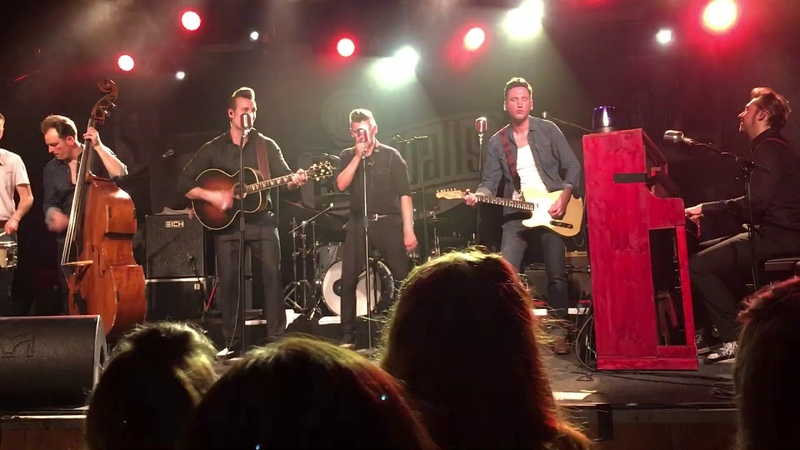 The Baseballs - Baby lets play house - Berlin 12.04.18