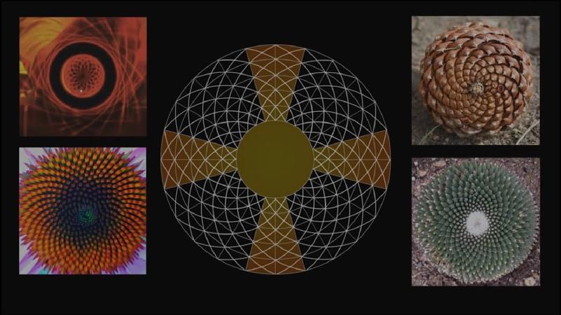Symbols, ArcheTypes Principles (Fractal Geometry 369 Tesseract 33 Magnetism)