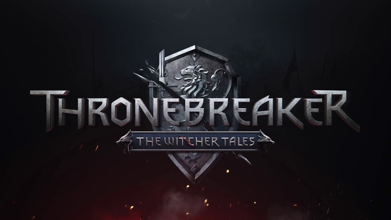 Thronebreaker The Witcher Tales Soundtrack Thronebreaker Main Menu Theme