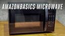 Amazon Alexa powered microwave hands on