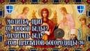 ☦✝🧕🤱🙏МОЛИТВА-ЩИТ ОТ ЛЮБОЙ БЕДЫ! ОТЧИТАТЬ БЕДУ( СОН ПРЕСВЯТОЙ БОГОРОДИЦЫ 26)☦✝🧕🤱🙏