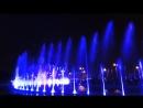 Шоу поющих фонтанов в Варшаве