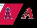 IL / 21.08.18 / LA Angels @ ARI Diamondbacks (1/2)