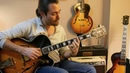 In A Sentimental Mood - Jazz Guitar Chord Melody - Gibson L5
