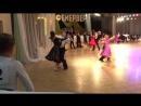 Фейерверк-2018. День 2. 8 танцев. Финал. Квикстеп.