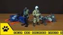 Chap Mei: Soldier Force 9 - Операция Песчаная буря. Водолаз и Пилот
