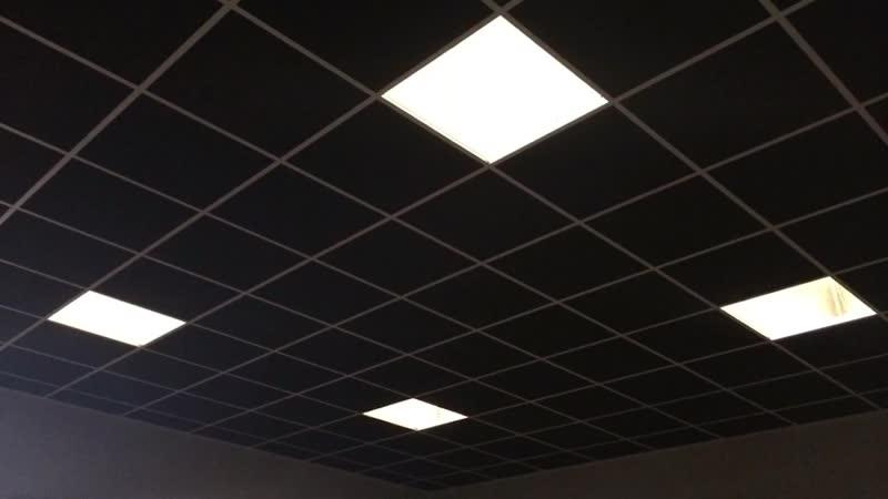 Ультратонкая светодиодная панель СД LP-02-PRO 36 и 50ВТ от LLT