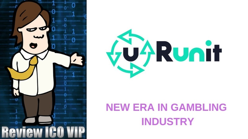 URunit Review ICO New Era in Gambling Industry