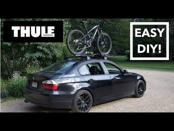 Thule AeroBlade ProRide Install BMW E90