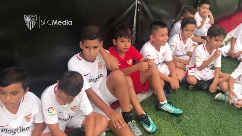 La Sfc Soccer Academy sigue creciendo, ahora, en Miami