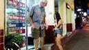 Young Ladies and Old Farangs - Soi Honey Pattaya Thailand