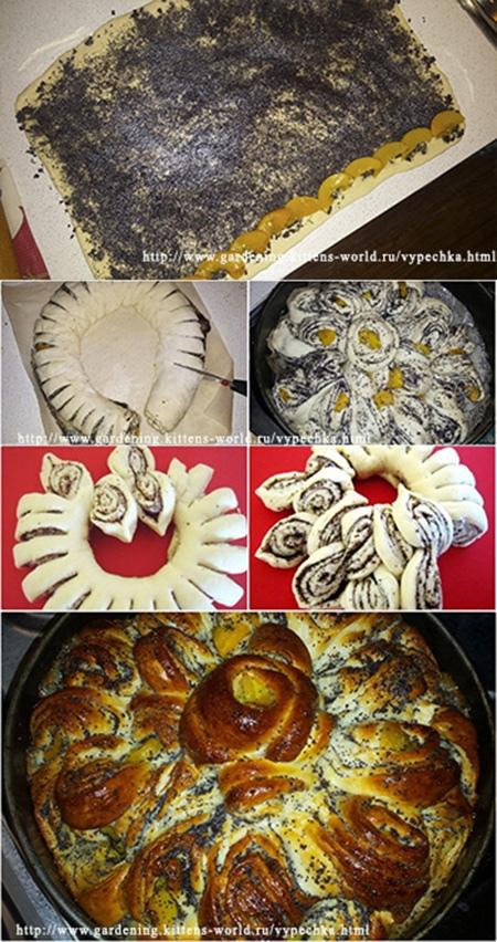 Как красиво сформировать тесто, фото