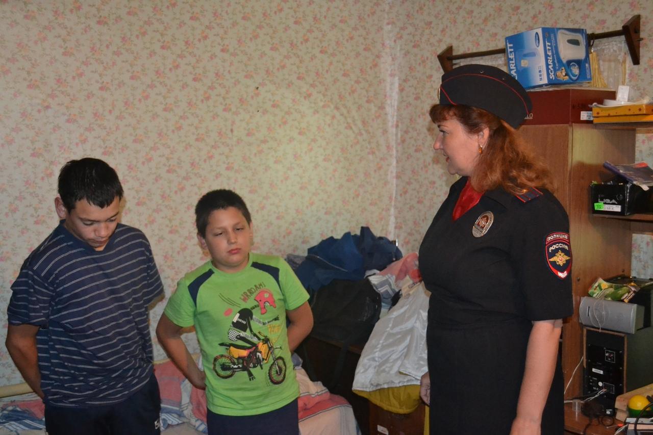 ОПМ «Условник» на территории обслуживания УМВД России по Коломенскому городскому округу