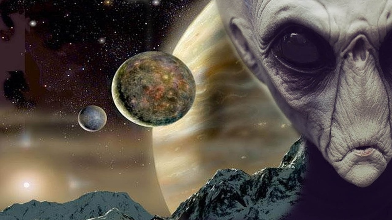 Луна,Солнце и Марс заселены пришельцами,а под кометы маскируются корабли инопланетян.НЛО.Присутсвие