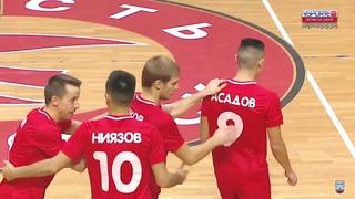 Видеоотчет о первом матче МФК КПРФ – «Норильский никель»