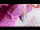 Осенний дизайн на ногтях пошагово. Маникюр Осенние листья