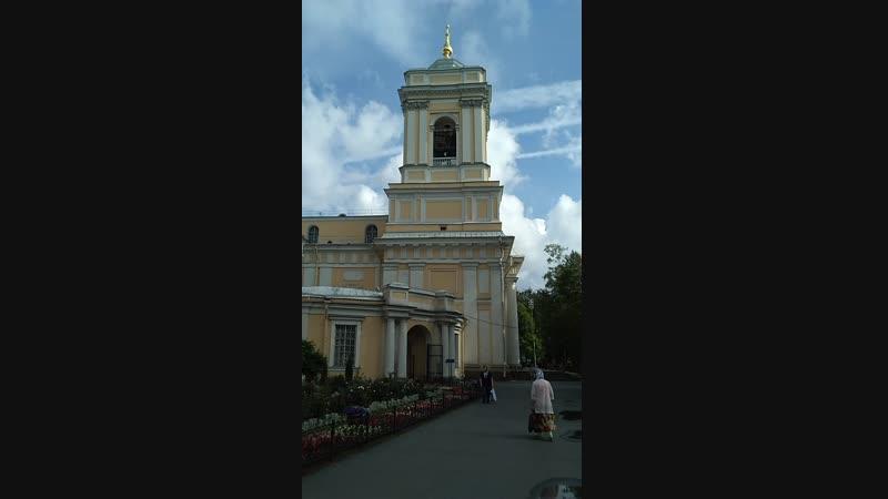Александро - Невская лавра. Санкт-Петербург