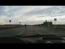 Автомобильный сигнал как автоматная очередь