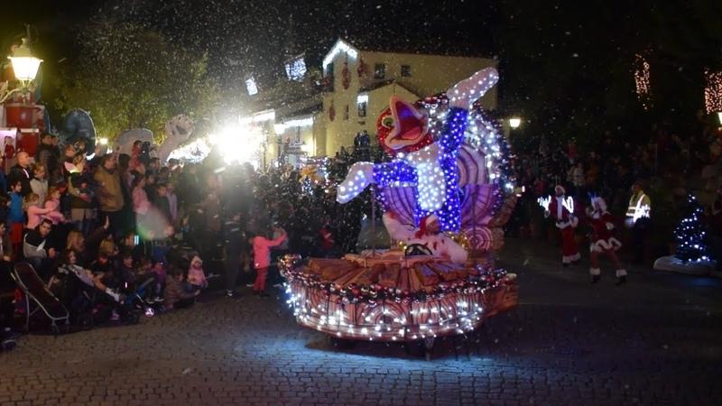Christmas Parade 2018 | PortAventura