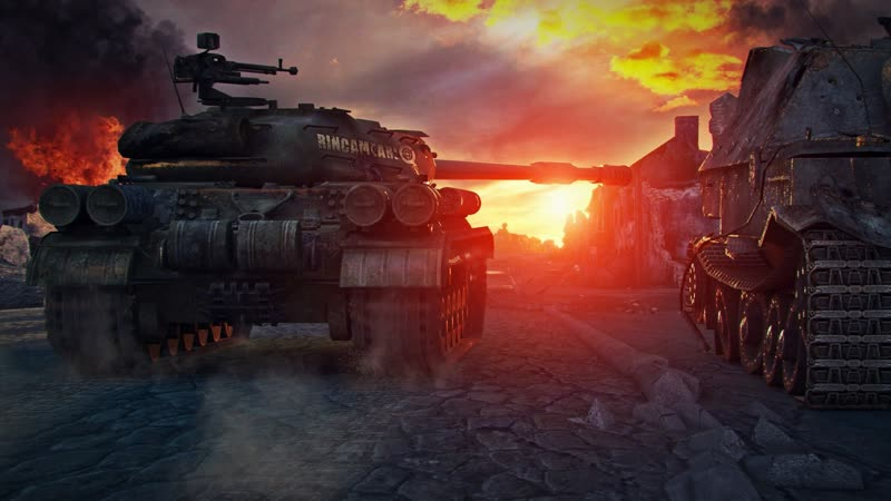 World of Tanks12-PATCH 1.5 Рандом наказывает Стрим 18