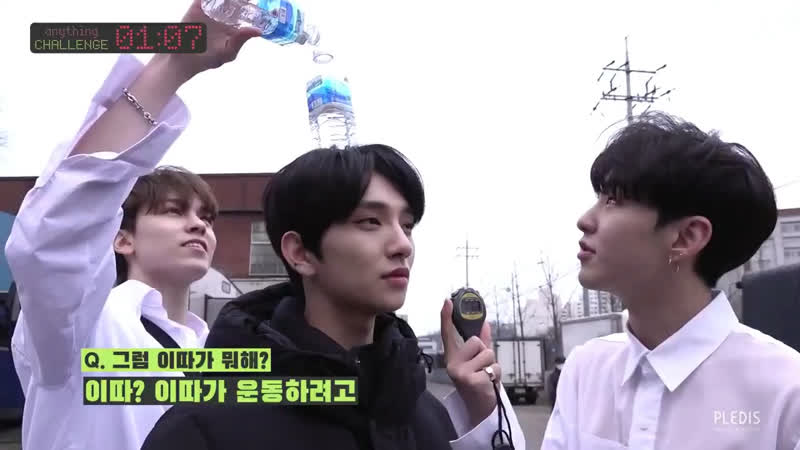 Soonie asking questions he is cute all the love for him—