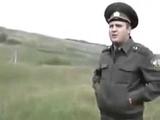 Прапорщик учит солдат ((РЖАЧ))