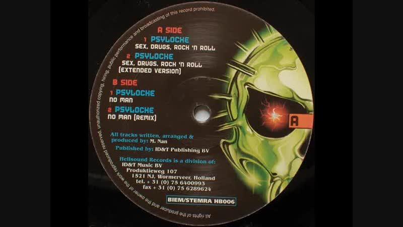 [3][189.50 A] psylocke ★ sex drugs rock roll ★ 1996